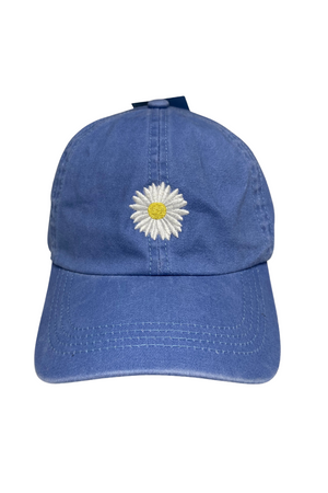 LCAP1434 - Daisy Flower Baseball Caps