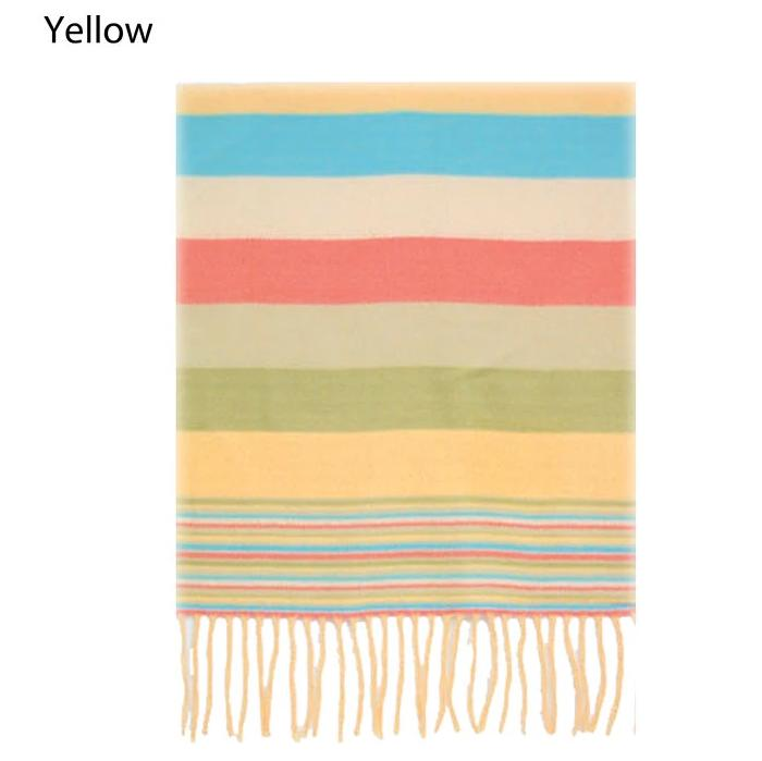 ZDB553 - Plaid Softer Than Cashmere™ - Cashmere Touch Scarves - David and Young Fashion Accessories