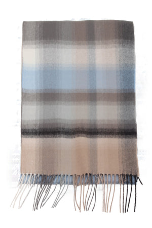 ZTW1465 - Plaid Softer Than Cashmere™ - Cashmere Touch Scarves - David and Young Fashion Accessories