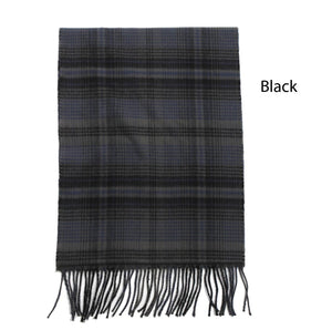 ZTW17614 - Plaid Softer Than Cashmere™ - Cashmere Touch Scarves - David and Young Fashion Accessories