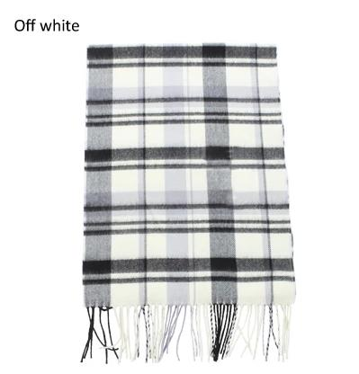 ZTW19004 - Plaid Softer Than Cashmere™ - Cashmere Touch Scarves - David and Young Fashion Accessories