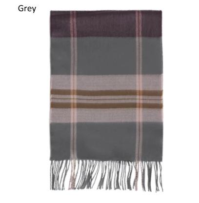 ZTW19016 - Plaid Softer Than Cashmere™ - Cashmere Touch Scarves - David and Young Fashion Accessories