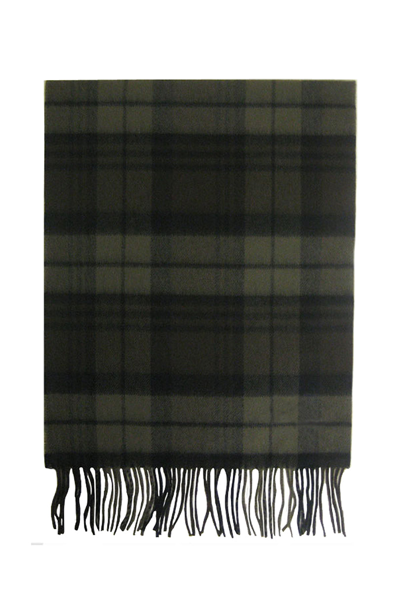 ZTW312 - Plaid Softer Than Cashmere™ - Cashmere Touch Scarves - David and Young Wholesale