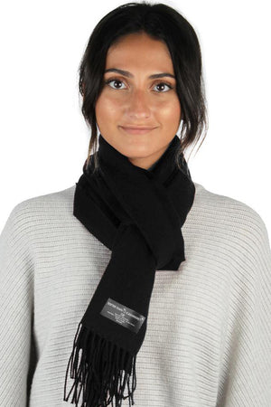 ZTW4301 - Softer Than Cashmere Scarf 12X72