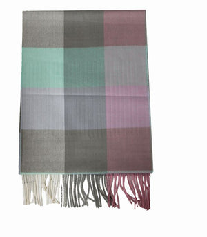 ZTW4514 - Plaid Softer Than Cashmere™ - Cashmere Touch Scarves