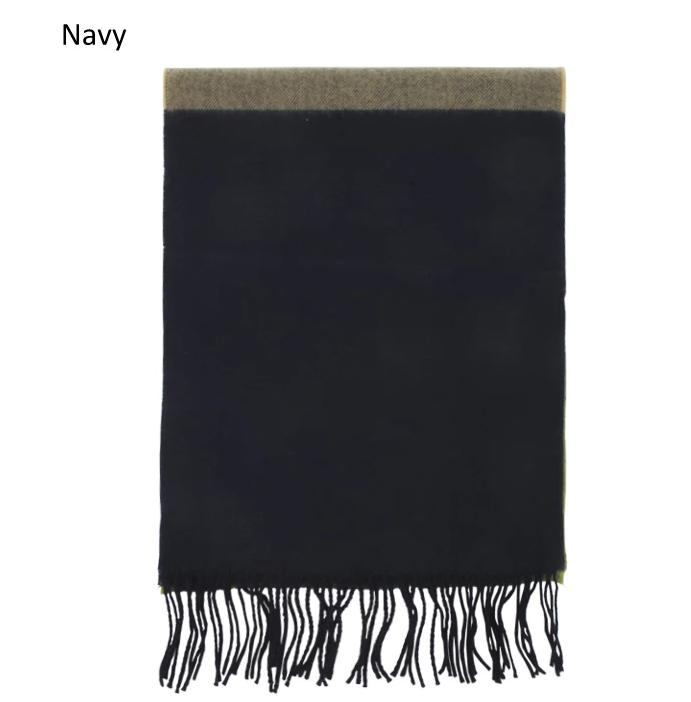ZTW9683 - Plaid Softer Than Cashmere™ - Cashmere Touch Scarves - David and Young Fashion Accessories