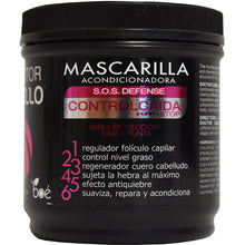 Doctor Cabello ® Control Caída S.O.S. DEFENSE * Loss Control - KIT 5 PACK