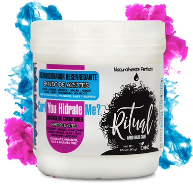 Ritual Afro Hair Care - Untangling Conditioner - Acondicionador Desenredante
