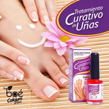 Curativo de uñas - Nail Treatment