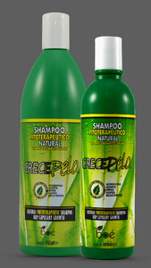 Crece Pelo - Shampoo - Natural Phitoterapeutic Treatment Help capillary growth