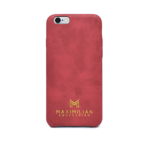 Red & Gold Phone Case