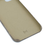 Beige & Gold Phone Case