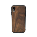 Natural Walnut Wood Phone Case