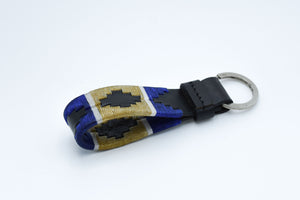 Argentinian Polo Key Ring