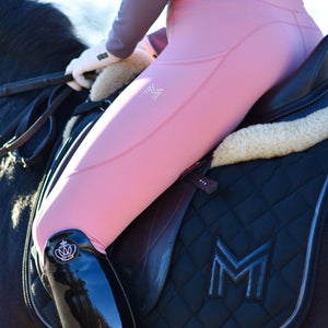 Sculpt Riding Leggings - Rose