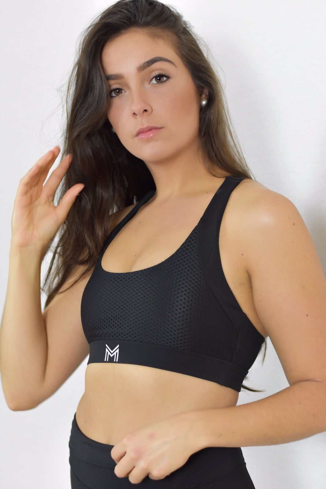 3D Air Riding & Sports Bra