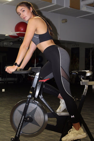 BiColour Power Riding & Sports Bra