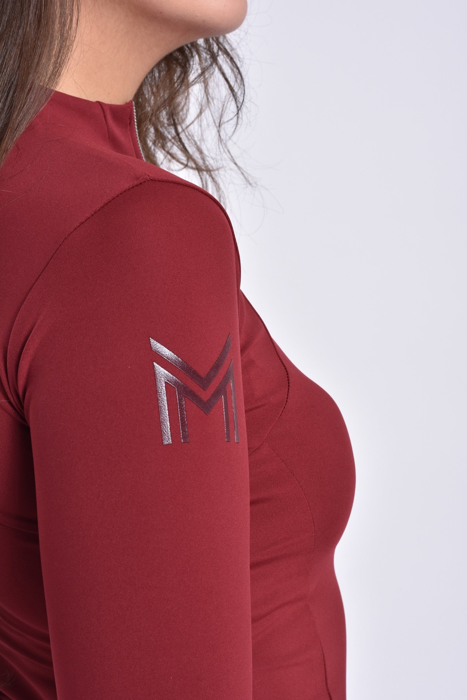 Technical Base Layer - Burgundy