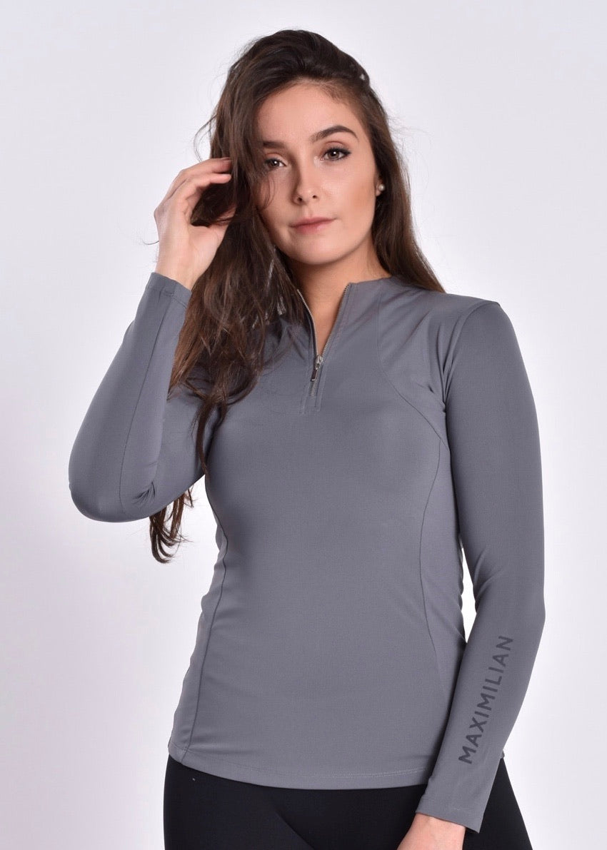 Technical Base Layer - Grey
