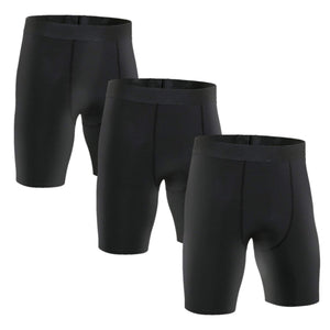 Men's Compression Pants 3 Pack - Niksa