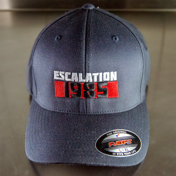 Escalation 1985 Full-Back Flexfit Structured Twill Cap