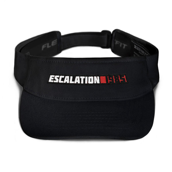 Escalation 1985 Embroidered Logo Visor