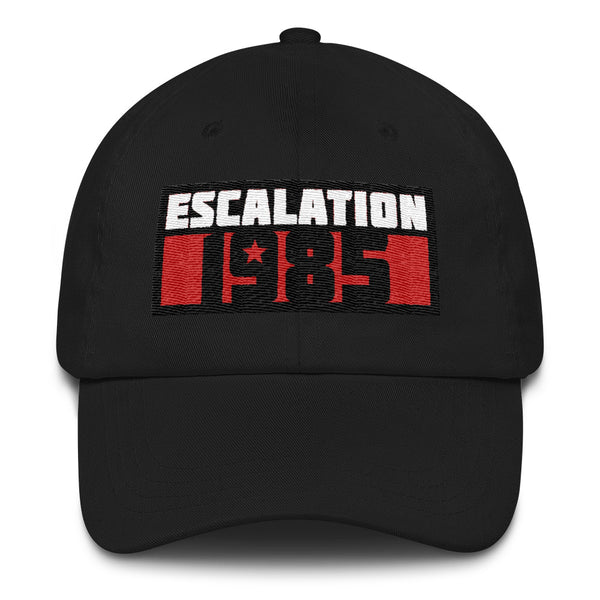 Escalation 1985 Embroidered Logo Dad Hat