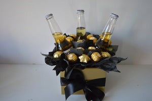 Ferrero Rocher & Hearts Bouquet - Beer