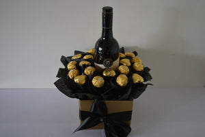 Christmas Lantern & Chocolate Gift Pack