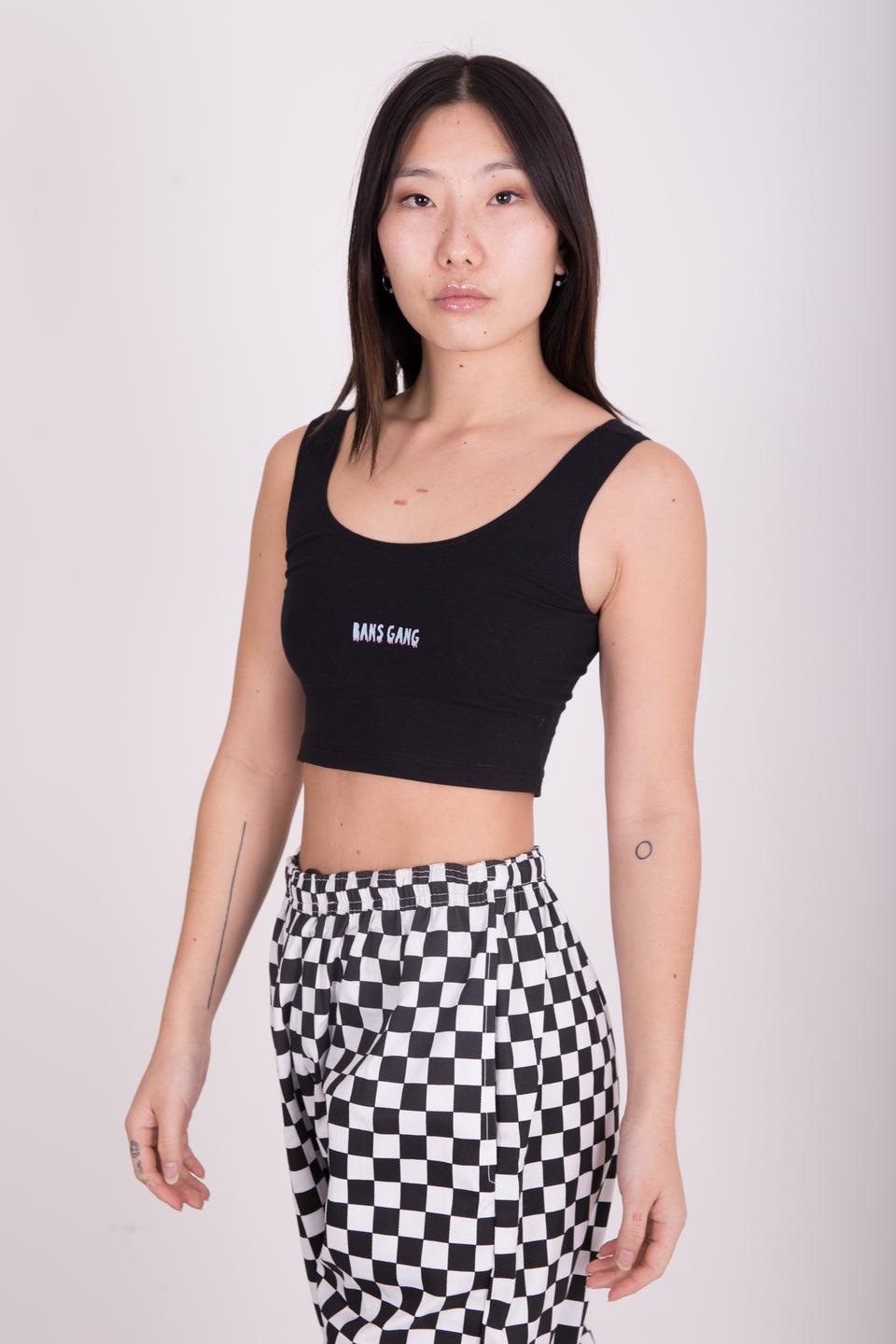 BANS GANG CROP TOP