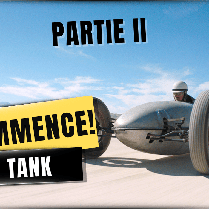 On commence ENFIN notre Belly Tank!