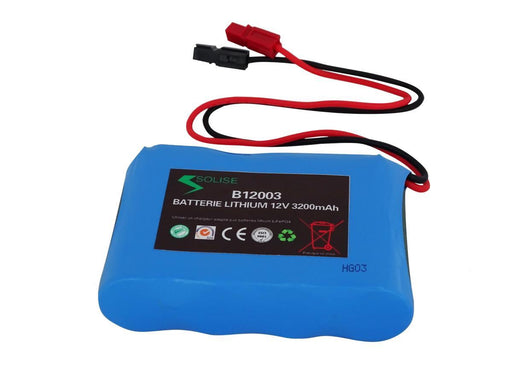 Batterie Solise 12V B12003 (2236928196665)