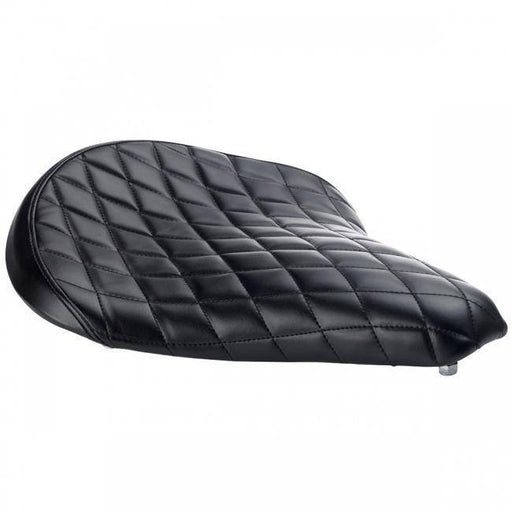 Selle solo Bobber coutures Diamond stitch