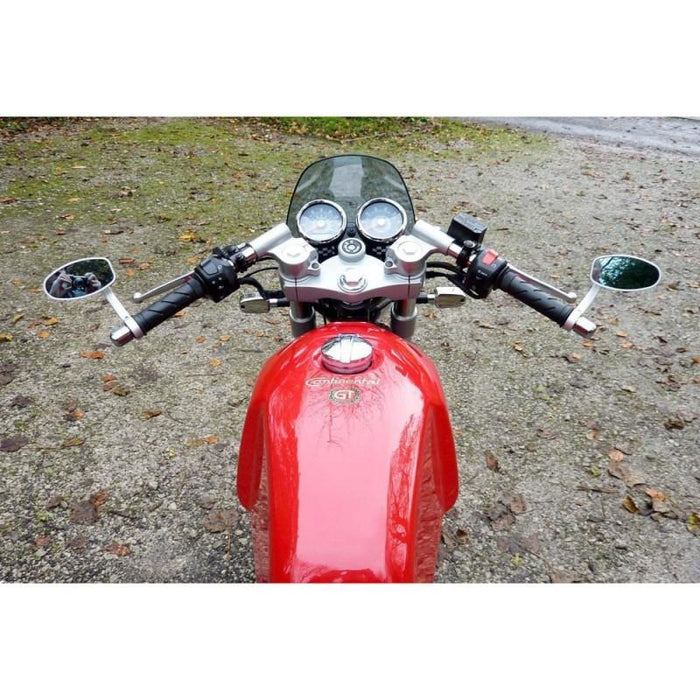Bulle Dart modèle Classic Royal Enfield Continental GT (4485194842211)
