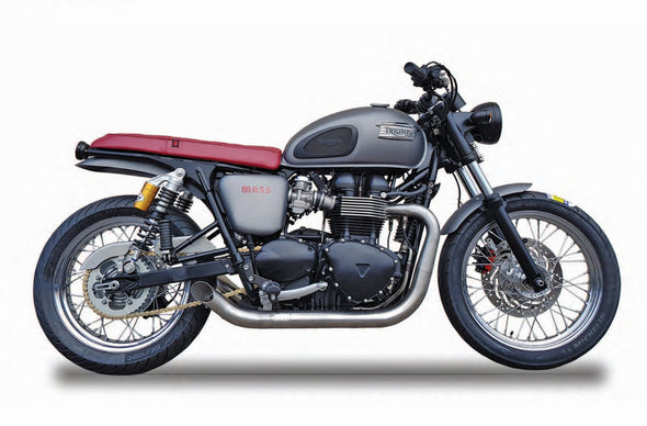 "Echappement ""Hot Rod"" Bonneville / Scrambler / Thruxton"