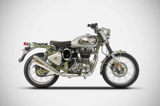 Silencieux Zard Royal Enfield Bullet Trials 500