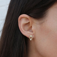 Diamond Light Earrings