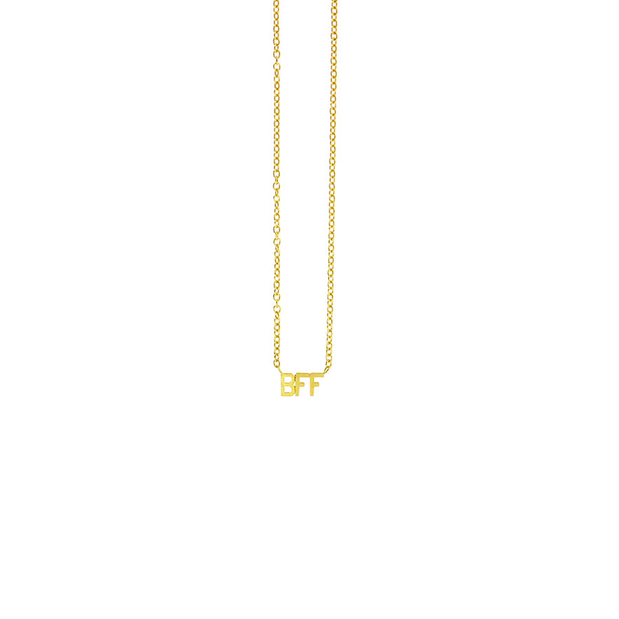 May Martin Fine BFF Necklace