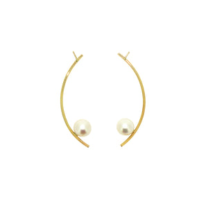 White/Space Treviso Earrings