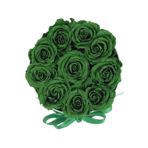 Orb Original Emerald Green Roses