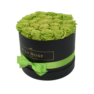 Orb Grand Lime Green Roses