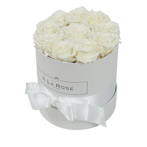 Orb Original White Roses