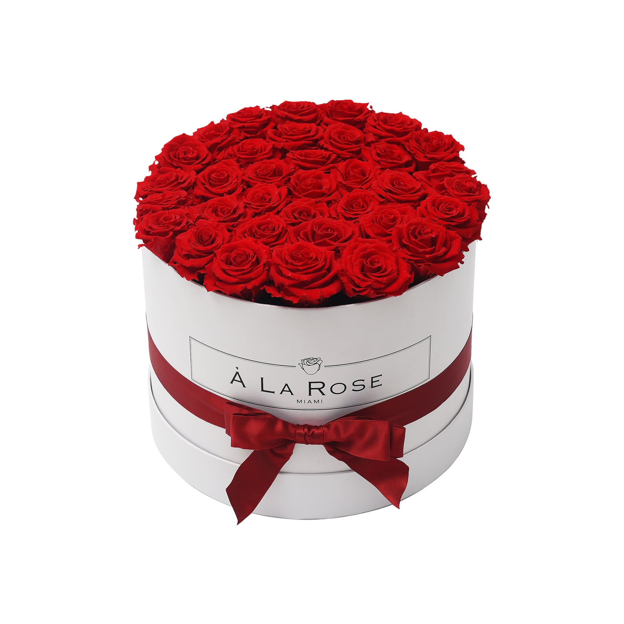 Orb Grand Red Roses A La Rose