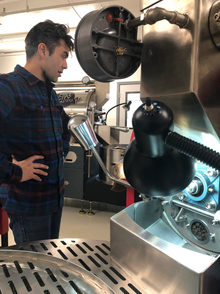 Interview with Derek La Paz of Mill City Roasters