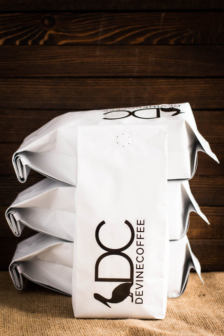 Devine Coffee Sample Box