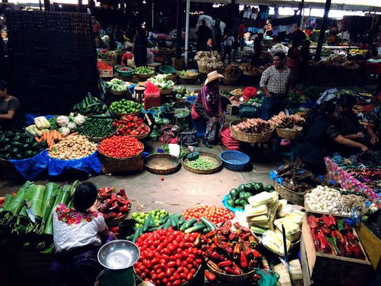 Guatemalan Food Markets in the Time of COVID