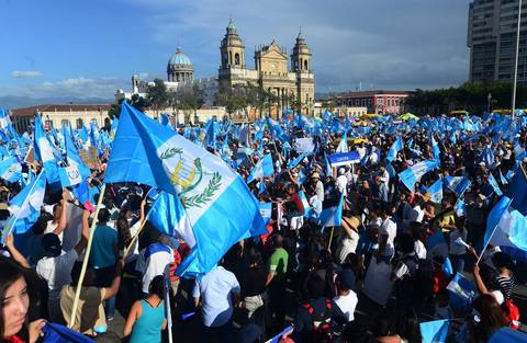 Guatemalan Independence Day!