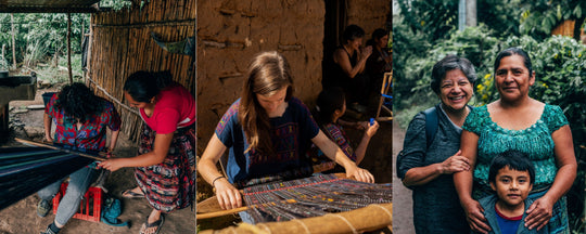 Share the daily life of our weavers in our ethical tour
