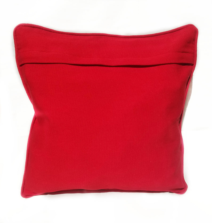 Quiche Eagle Cushion Cover Red