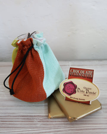 Chocolate Gift Bag - Medium Blocks